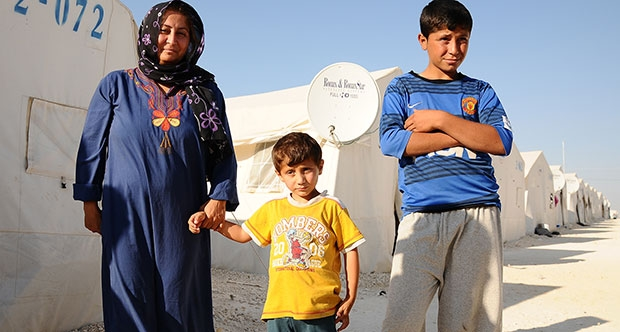 Last Armenian Families from Kobane Fleeing Syria do not Intend to Return