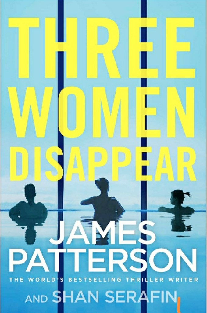 Book cover three women disappear