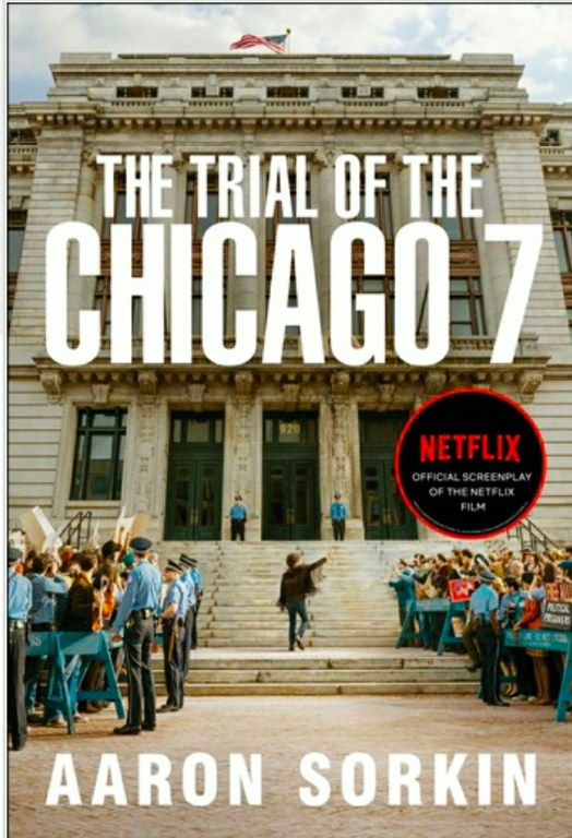 The Trial of The Chicago 7 - Alternate Movie Poster