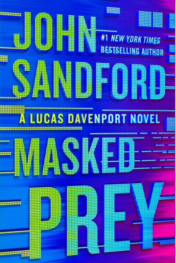 Masked Prey - Book Cover