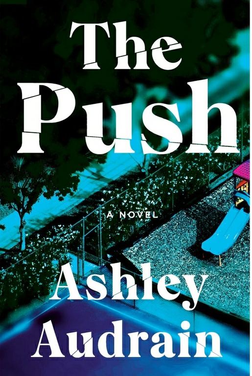 The Push alt book cover