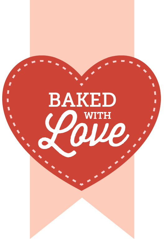 Image result for baked with love