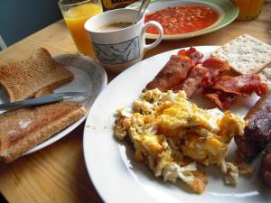 desayuno ingles en casa