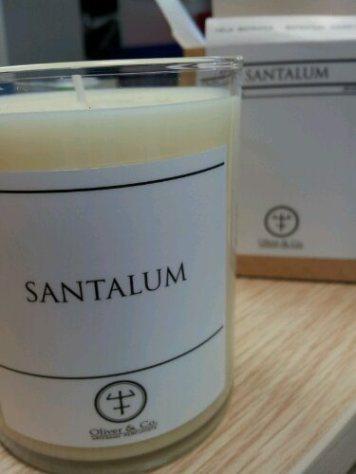 santalum vela oliver and co