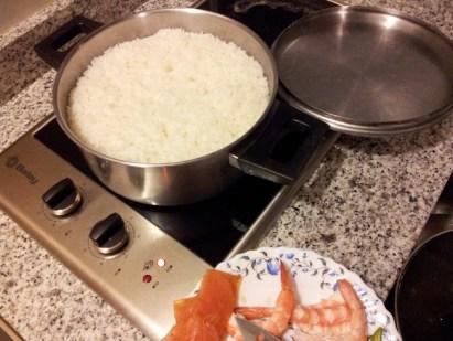 como hacer sushi en casa facil  goham