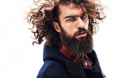 barba hipster Spyros Christopoulos
