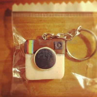 llavero fimo instagram manualidades