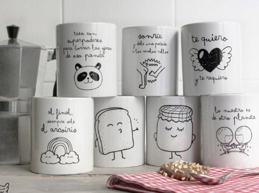 mr wonderful tazas