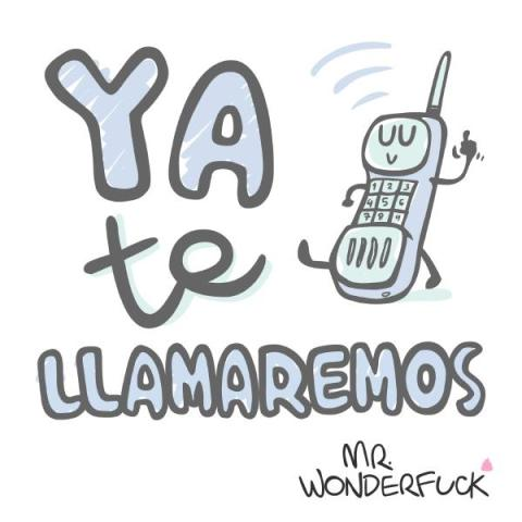 ya te llamaremos mr wonderfuck