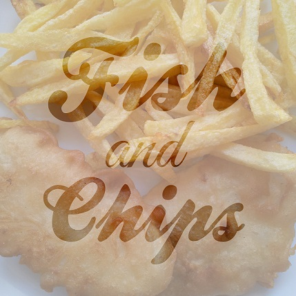 receta fish and chips casero