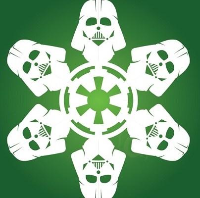 como-hacer-copo-nieve-navidad-star-wars-