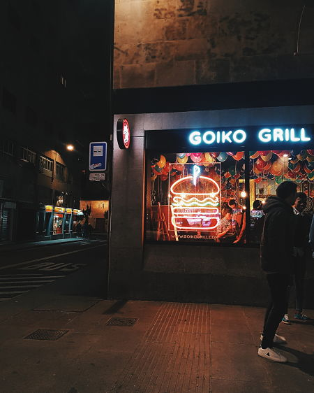 Goiko Grill Salamanca, una fiesta de inauguración genial