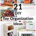 21 Creative Diy Toy Storage Ideas You Need To See Anika S Diy Life