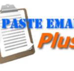 Paste Email Plus