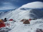 Peak Lenin kamp 3 (~6100m)
