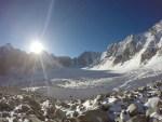 Ak-Sai buzulu