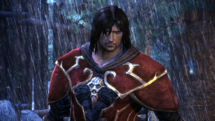 Gabriel Belmont, protagonista de Castlevania: Lords of Shadow.