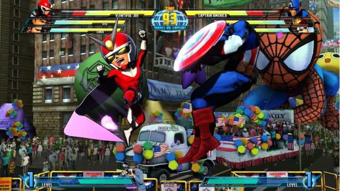 Marvel vs Capcom 3 | Reseña