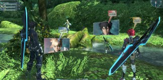Phantasy Star Online 2 llegará a PS Vita