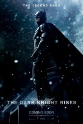 Tres nuevos pósters de The Dark Knight Rises | Batman 2
