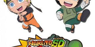 Anuncian Naruto SD: Powerful Shippuden para 3DS