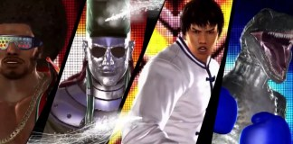 Alex, P. Jack, Tiger y Forest Law se unen a Tekken Tag Tournament 2