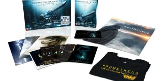 Prometheus to Alien: The Evolution, Super box-set de Prometeo y Alien