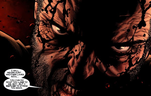 Old Man Logan | Reseña