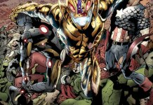 Age of Ultron | Cover