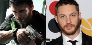 Tom Hardy será Sam Fisher en la película de Splinter Cell