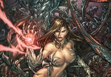 The Darkness vs Witchblade