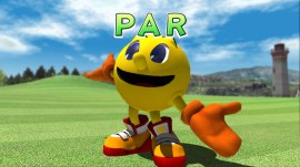 Hot Shots Golf: World Invitational | Pac Man