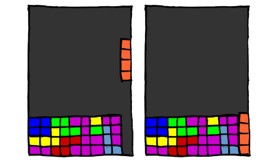 Tetris | Web cómic