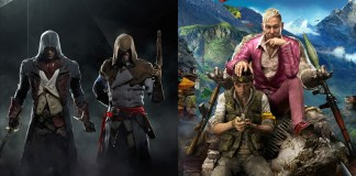 Assassin's Creed Unity y Far Cry 4