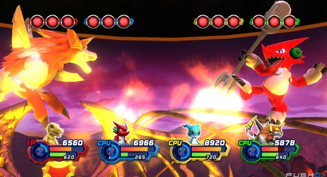 Digimon All-Star Rumble