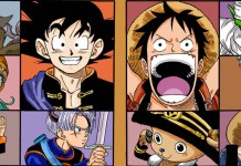 Dragon Ball & One Piece