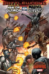 Age of Ultron vs Marvel Zombies #2