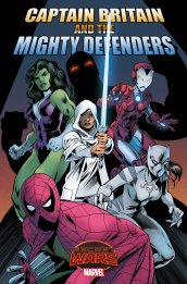 CAPTAIN BRITAIN AND THE MIGHTY DEFENDERS #1 (of 2)
