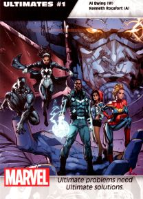 Ultimates #1