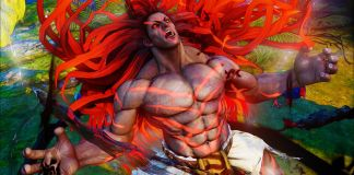 Street Fighter V | Necalli