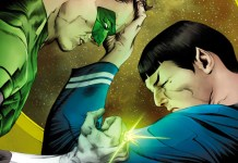 Star Trek / Green Lantern: The Spectrum War
