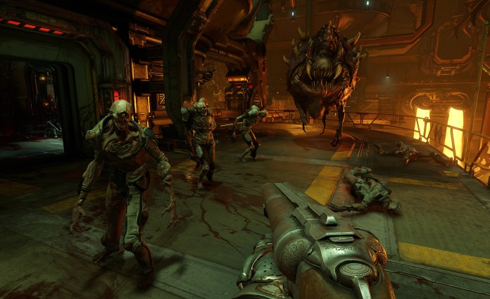 Doom | Video con la prueba alpha del multijugador