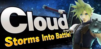 Super Smash Bros. for Wii U | Cloud