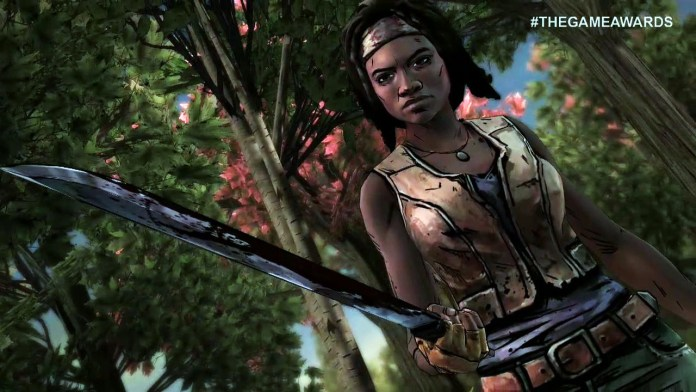 The Walking Dead: Michonne, a la venta en febrero de 2016