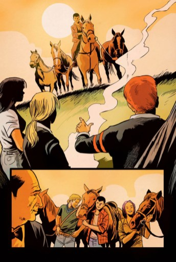 Afterlife with Archie #9