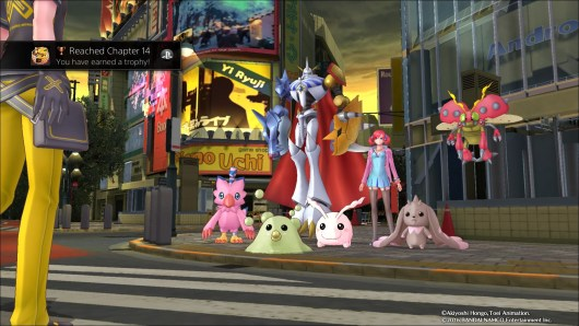Reseña de Digimon Story: Cyber Sleuth.