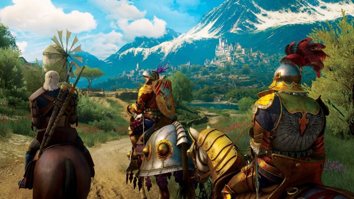 Video diario de desarrollo de The Witcher 3: Blood and Wine