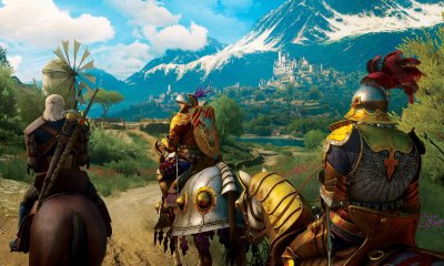 The Witcher 3: Blood and Wine nos llevará al ducado de Toussaint.