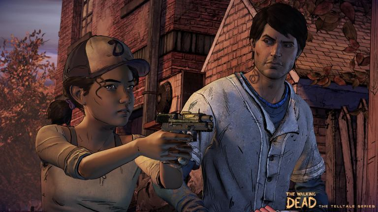 Telltale Games revela The Walking Dead: Third Season
