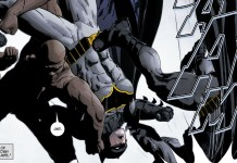 Panel del cómic Batman #9.